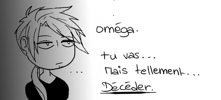 Fill & Oméga - Sensei, je vous aime.