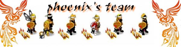 concours bannière de la phoenix's team