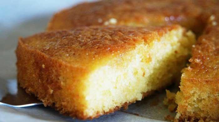 Gâteau Rapide au Miel