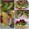Gâteau aux kiwis mascarpone