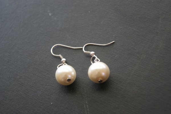 Boucles perle simple 1.5¤