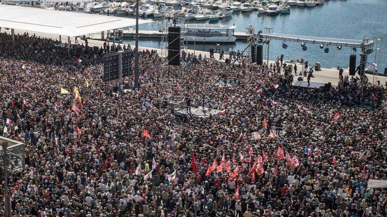 Marseille le vieux port !!