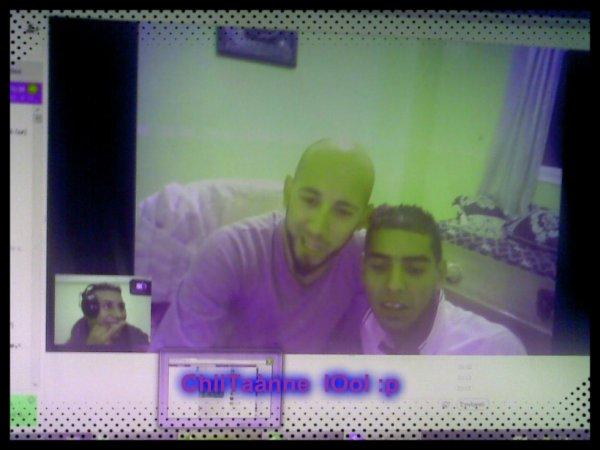 Dàns le Skypee  <3