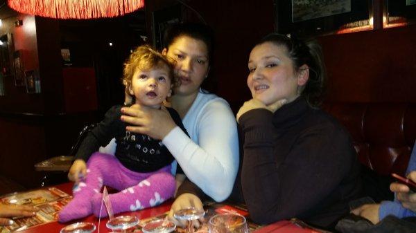 ma zine et  sa fille et ma sr