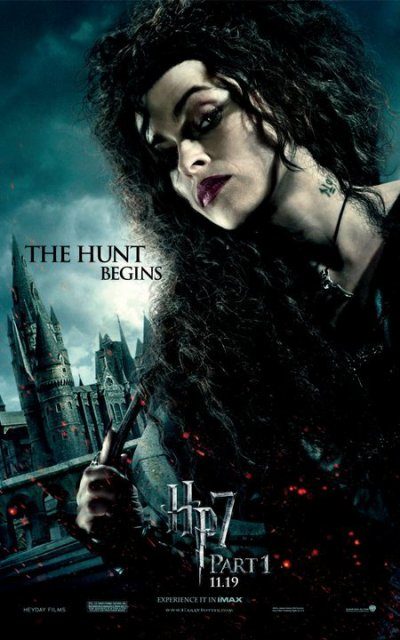 Poster exclusives Harry Potter et les Reliques de la Mort