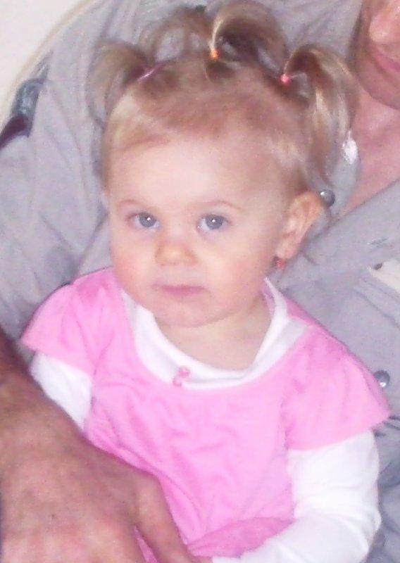 ma tite princesse 18 mois