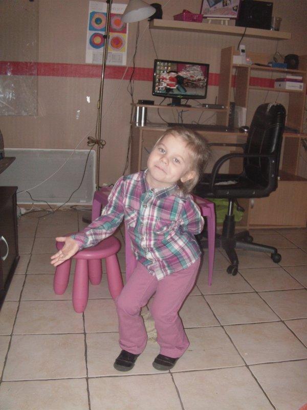 chelssy dite sissi la tite princesse