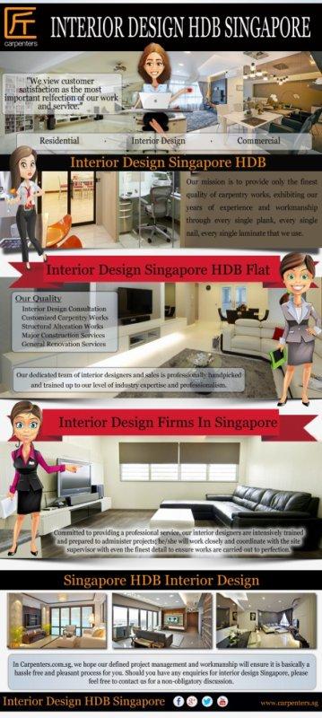 Interior Design HDB Singapore