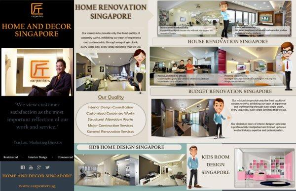 Home And Decor Singapore