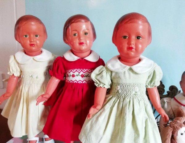 Le trio des Françoise et Rémi