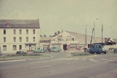Condé / sur / Escaut  Rénovation  du  Caméléon ,     les  Années  du  Camélèon   1968 - 1974 .
