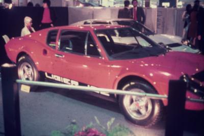 La LIGIER rouge d'Eugène. Les Années Caméléon 1968 -1974 .