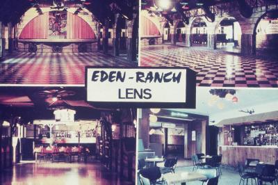 Eden Ranch ( Loison-sous-Lens ) La Discothèque de Mr et Mme Bernhard, les parents d'Eugène (Jeanine et Félix)