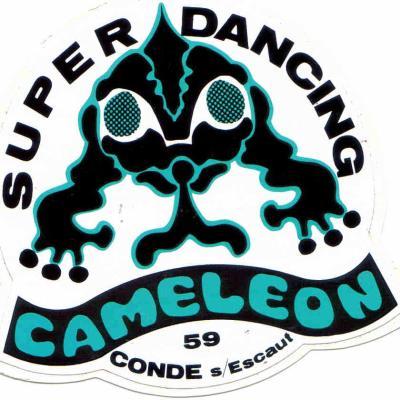 Le Caméléon/ logo 1971
