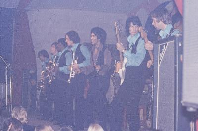Groupes et Chanteurs venus en concert  au Caméléon ( 1968 -1974 ) à Condé /sur / Escaut ( 59163  France ) - VIGON ET LES LEMONS