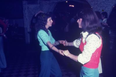Photos Archives personnelles de M José Deregnaucourt  , les Années du super dancing le Camélèon de  Condé / sur / Escaut  1968 - 1974  .