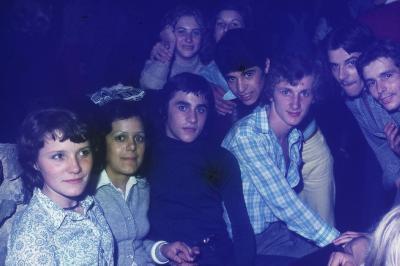 Photos Archives personnelles de M José Deregnaucourt  , les Années du Camélèon Super Dancing Discothéque 2000 places  1968  -  1974