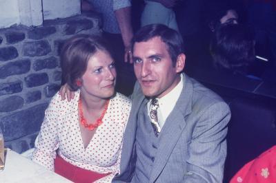 Photos Archives personnelles de M José Deregnaucourt  ,  les Années Camélèon  1968  - 1974  .