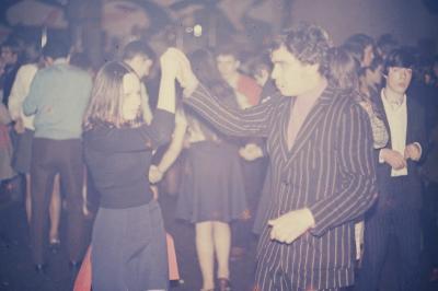 Photos Archives personnelles de M José Deregnaucourt - PEPE notre meilleur Danseur, Des Années Camélèon  (1968 -1974 )