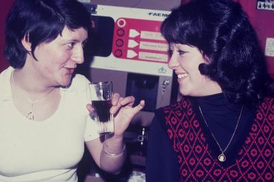Photos Archives personnelles de M José Deregnaucourt, les Années  du Camélèon Discothéque  ,1968 -1974 . .