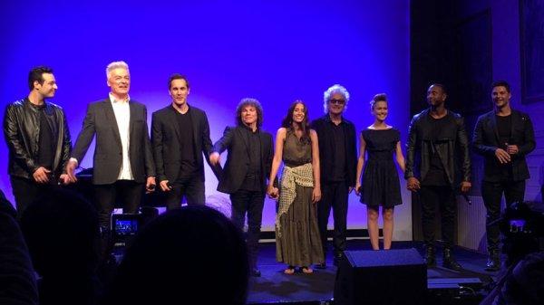 Daniel Lavoie, Hiba Tawaji, Jay : découvrez la nouvelle troupe de Notre Dame de Paris !