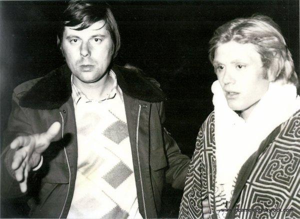 PHOTOS EUGÈNE BERNHARD LES ANNÉES DU CAMÉLÉON  (1968 - 1974 )  .