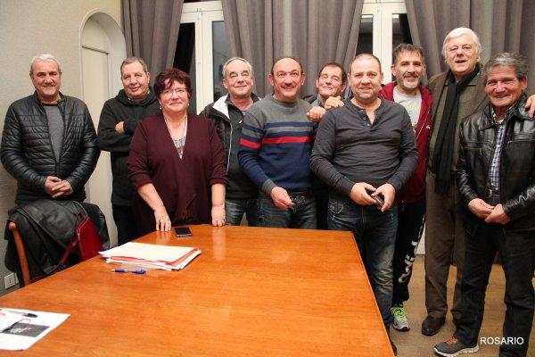 Les anciens boxeurs du Caméléon ( Membres de l'association LES GANTS EN NORD Ville de Vieux - Condé )  Photos Rosario  .