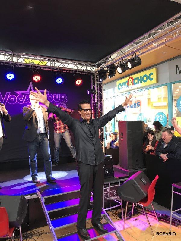Vocal Tour Saint Quentin avec comme invité d'honneur Vigon le 22 avril 2017