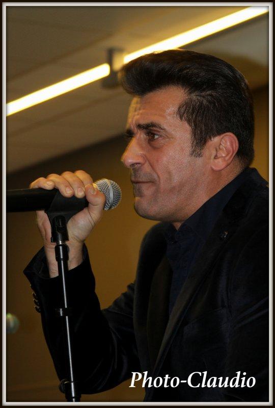 Photo de Bébert des FORBANS - Week-end Salut les Sixties samedi 16  décembre 2017 à Hergnies Salle André Malraux