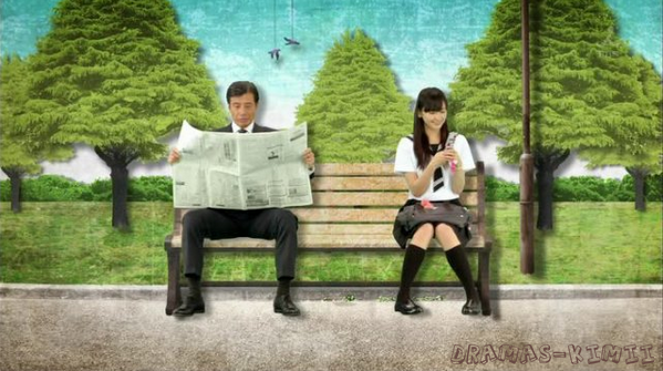 Drama Japonais - Papa TO Musume NO NanOkakan