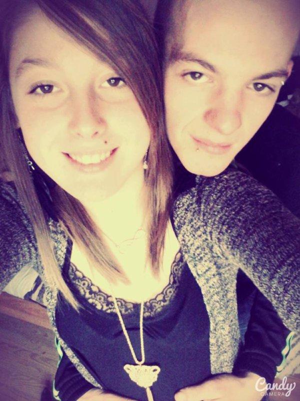 L'homme de ma vie, je t'aime tellement fort que tu ne peux même pas l'imaginer mon petit coeur *.* ♥♥♥