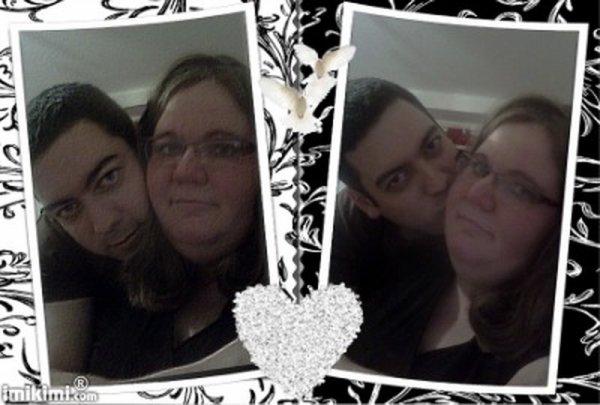 mon homme et moi !!