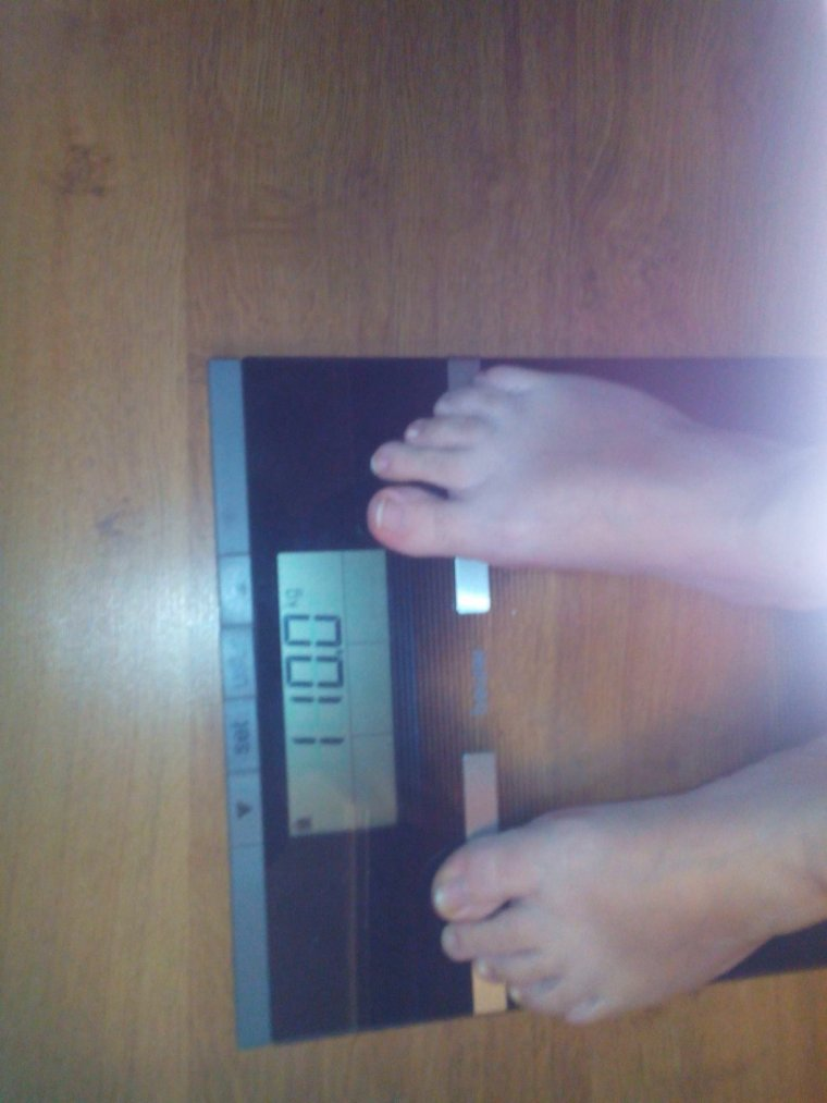 Et voila -30kg dans 11 kg je serais super heureuse.