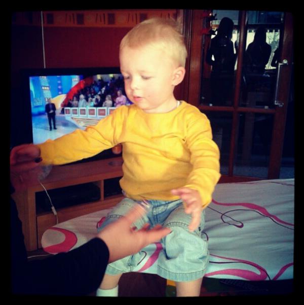 Le plus beau bébé qui puisse exister : Maël ♥.