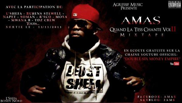 AMAS QUAND LA TESS CHANTE VOL  2