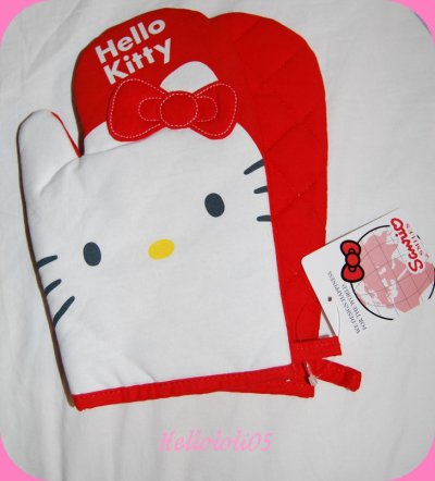 Maniques Hello Kitty