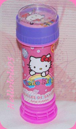 Truc à bulles Hello Kitty