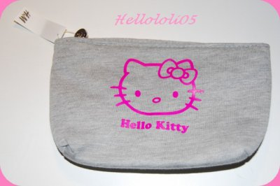 Trousse de maquillage Hello Kitty