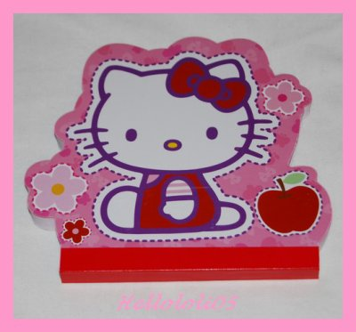 Bloc notes Hello Kitty