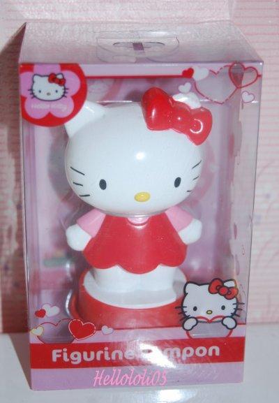 Figurine tampon Hello Kitty