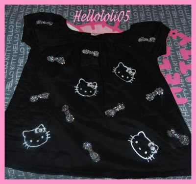 Blouse Hello Kitty