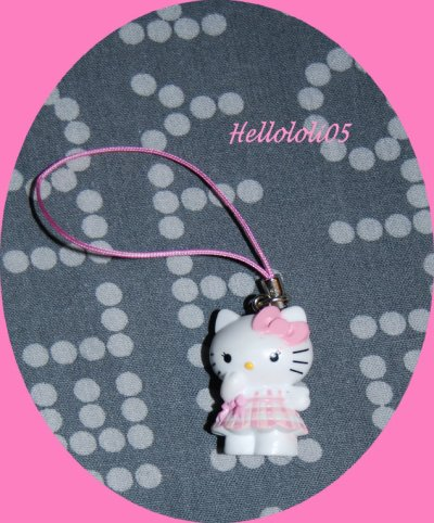Strap Hello Kitty