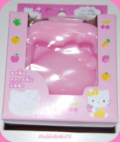 Moule à oeuf Hello Kitty
