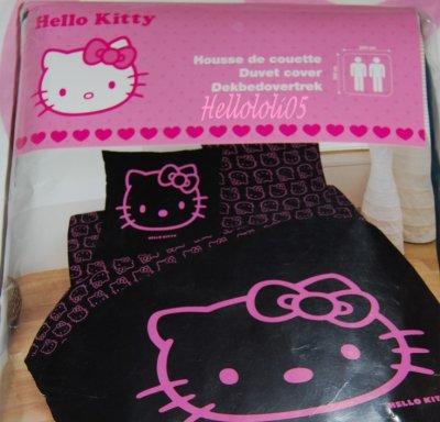 Parure Hello Kitty