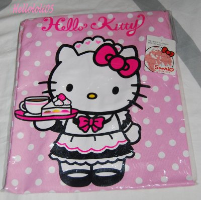 Tablier Hello Kitty