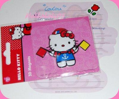 Magnet 3D Hello Kitty