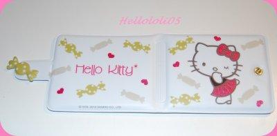 Porte-cartes Hello Kitty