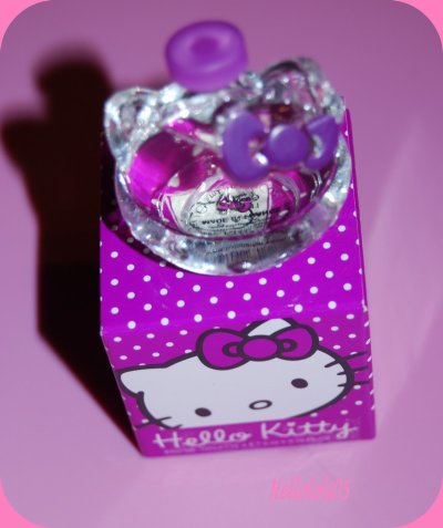 Miniature de parfum Hello Kitty
