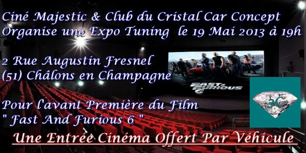 Expo tuning Fast and Furious 6