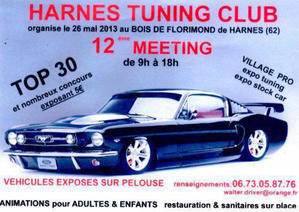 12 eme MEETiNG HARNES TUNING CLUB